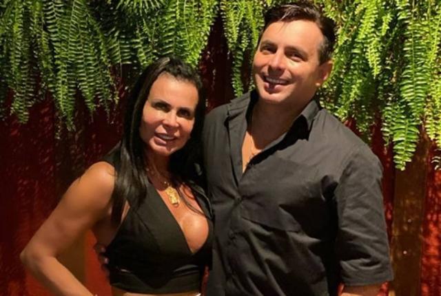 Gretchen pediu para que seguidores parem de 'gorar' sua relação com Esdras de Souza