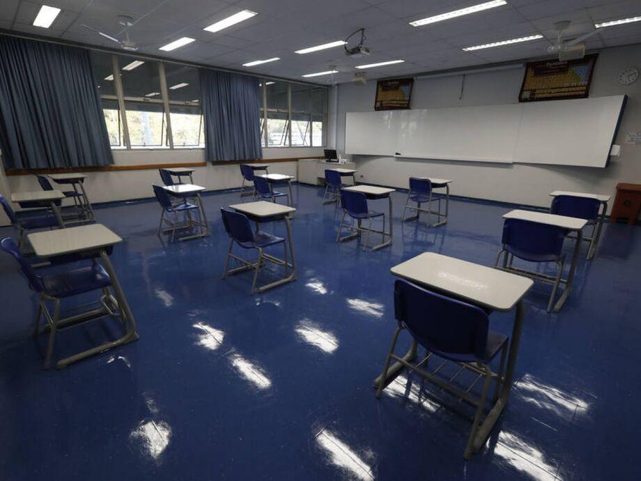 Escolas particulare do Rio estão autorizadas a retormar aulas presenciais