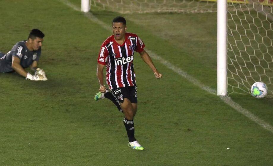 Gabriel Sara será o número 21 do São Paulo na Sul-Americana