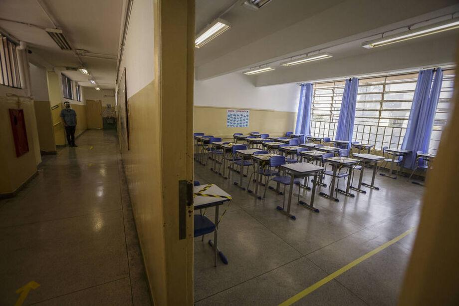 Escolas de São Paulo reabriram para atividades extracurriculares