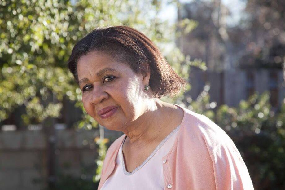 A escritora caribenha Jamaica Kincaid