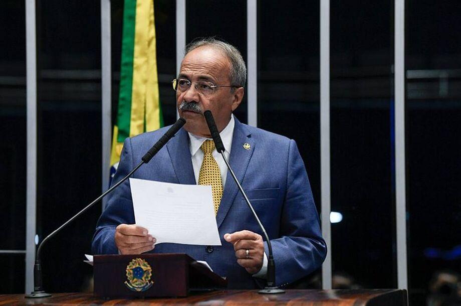 O vice-líder do governo no Senado, Chico Rodrigues (DEM-RR)