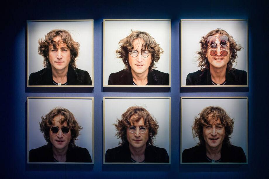 Exposição 'John Lennon em Nova York', no MIS, reúne imagens feitas por Bob Gruen