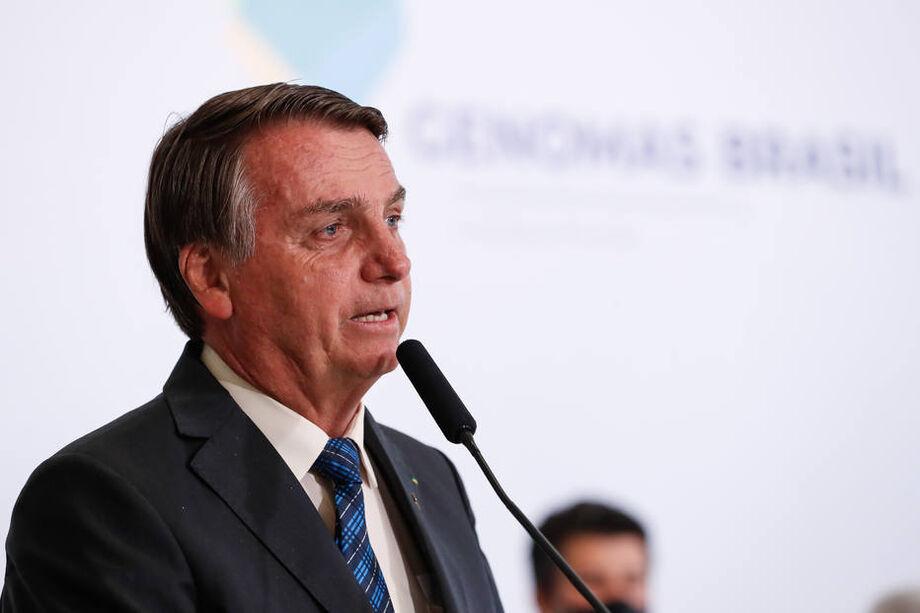 Bolsonaro alegou que cabe ao Ministério da Saúde definir a obrigatoriedade da vacina