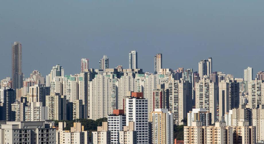 O preço médio das casas novas em 70 cidades subiu 0,34% em setembro ante agosto