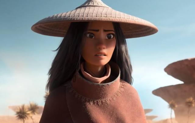 Raya é a mais nova princesa da Disney, e será dublada por Kelly Marie Tran