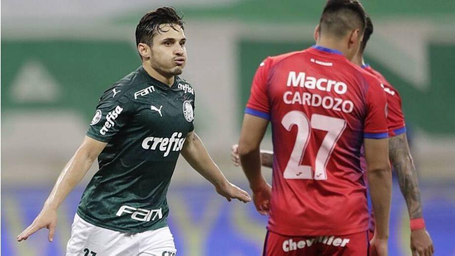 Para triunfar na noite desta quarta, o Palmeiras se aproveitou da fragilidade do Tigre, o pior time da fase de grupos da Libertadores