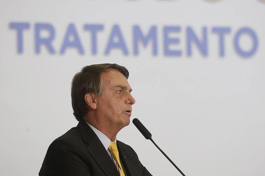 Nesta quarta-feira, 21, Bolsonaro cancelou o protocolo de intenções para a compra de doses da Coronavac
