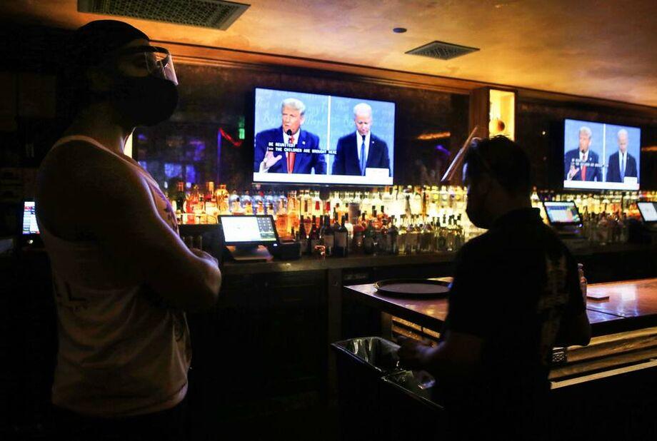 Quem estava indeciso teve condições de escolher seu candidatos nas eleições dos EUA após o debate