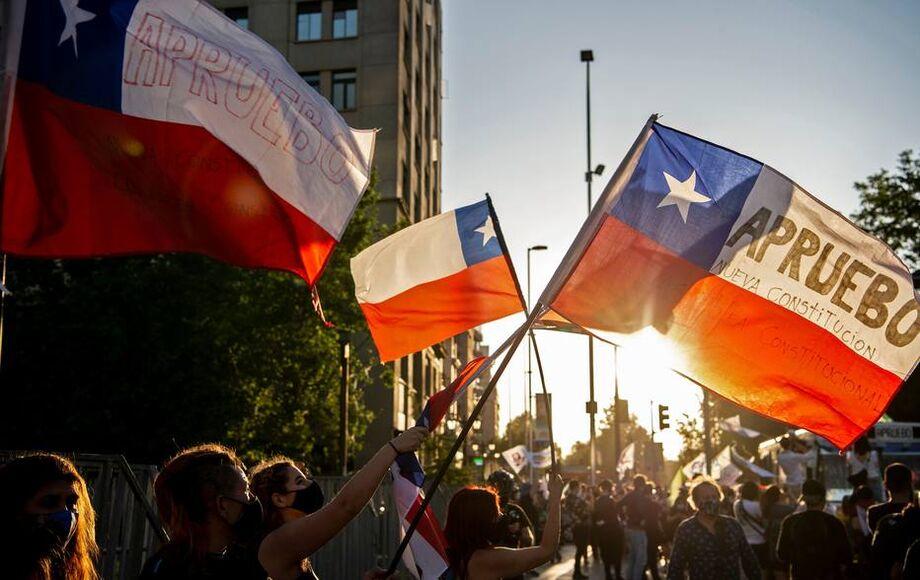 Plebiscito foi anunciado há um ano em meio aos protestos que tomaram conta do país