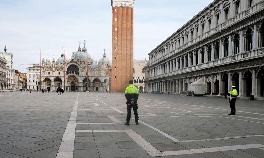 Itália ordena bares fecharem cedo contra nova onda de covid-19
