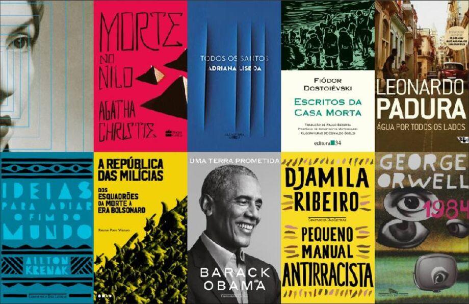 10 livros para ler em 2020