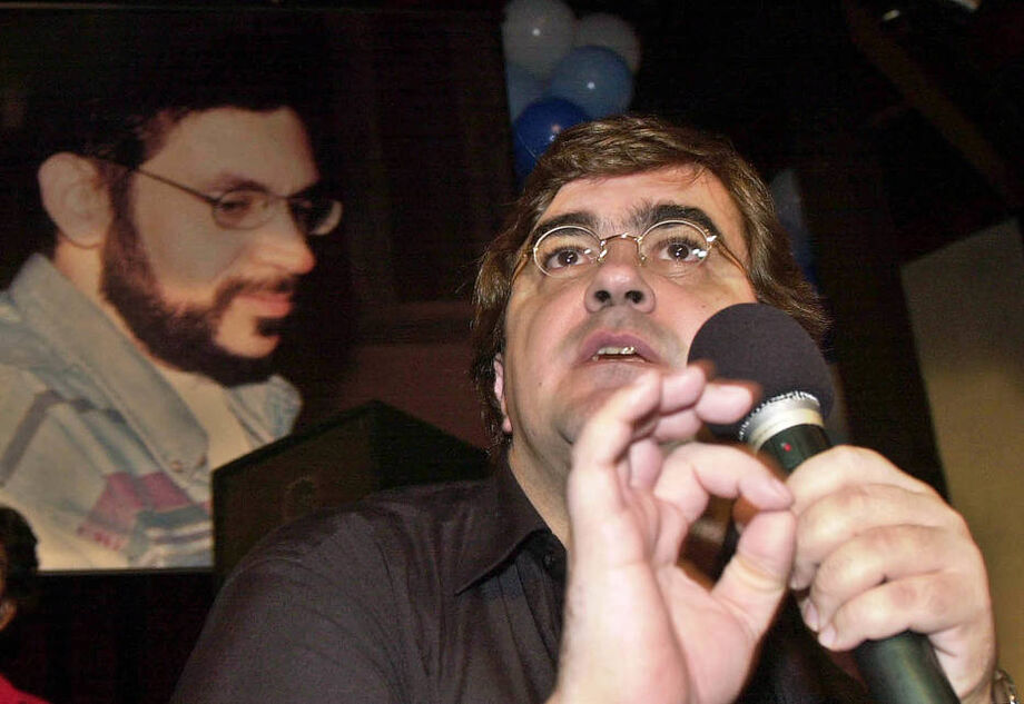 O produtor Marcelo Fróes