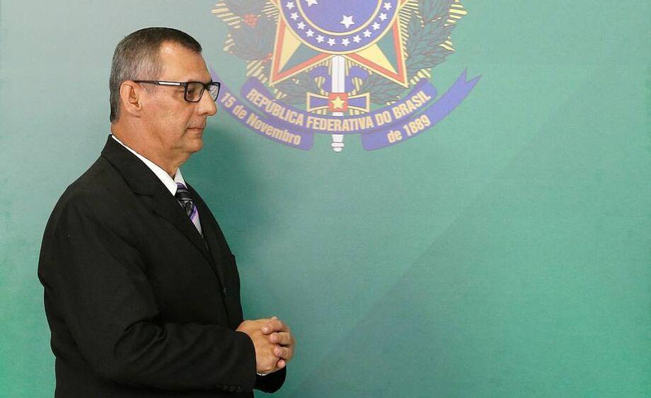 Rêgo Barros foi porta-voz da Presidência no governo Bolsonaro até o início do mês