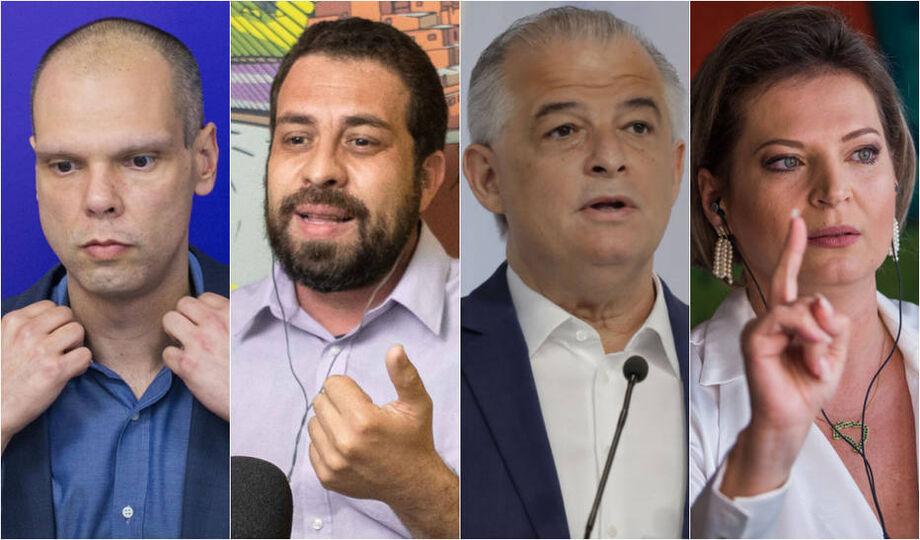 Candidatos à Prefeitura de São Paulo