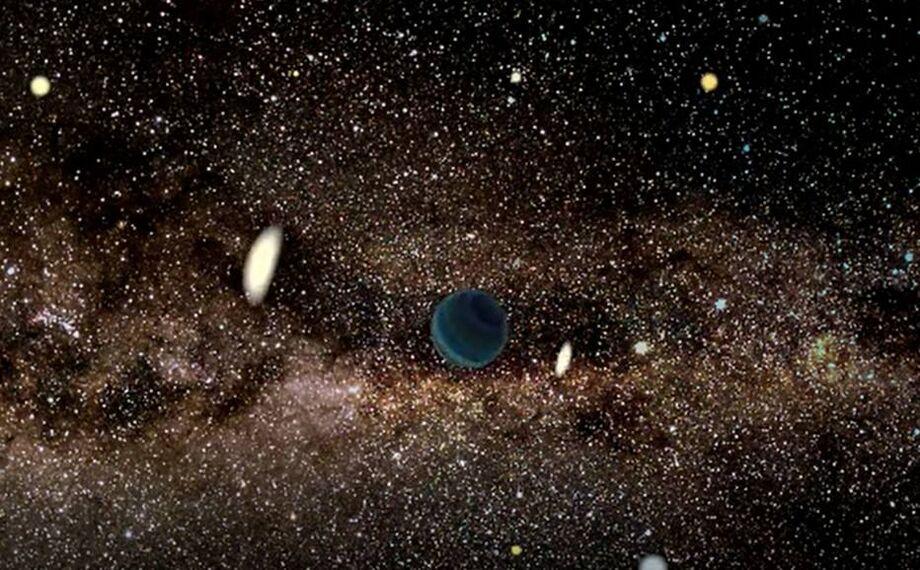 Novo planeta tem o tamanho do planeta Terra
