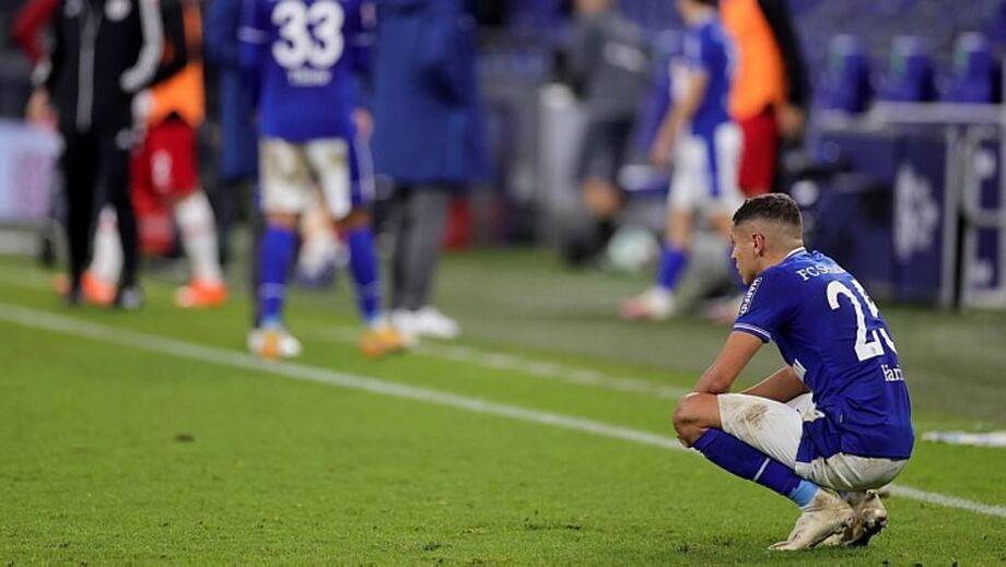 Harit lamenta o empate do Schalke com o Stuttgart