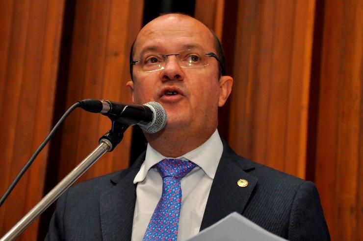 o Projeto de Lei é de autoria do deputado estadual Barbosinha