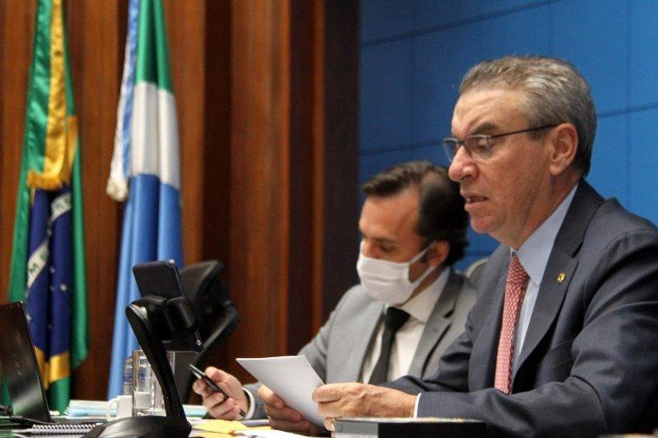 Documento foi assinado pelo presidente da Casa de Leis, deputado Paulo Corrêa