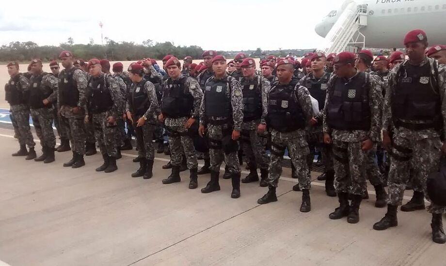Governo prorroga uso da Força Nacional em Roraima