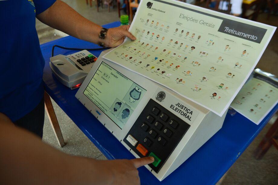 A partir de amanhã, informações eleitorais serão geradas para alimentação nas urnas