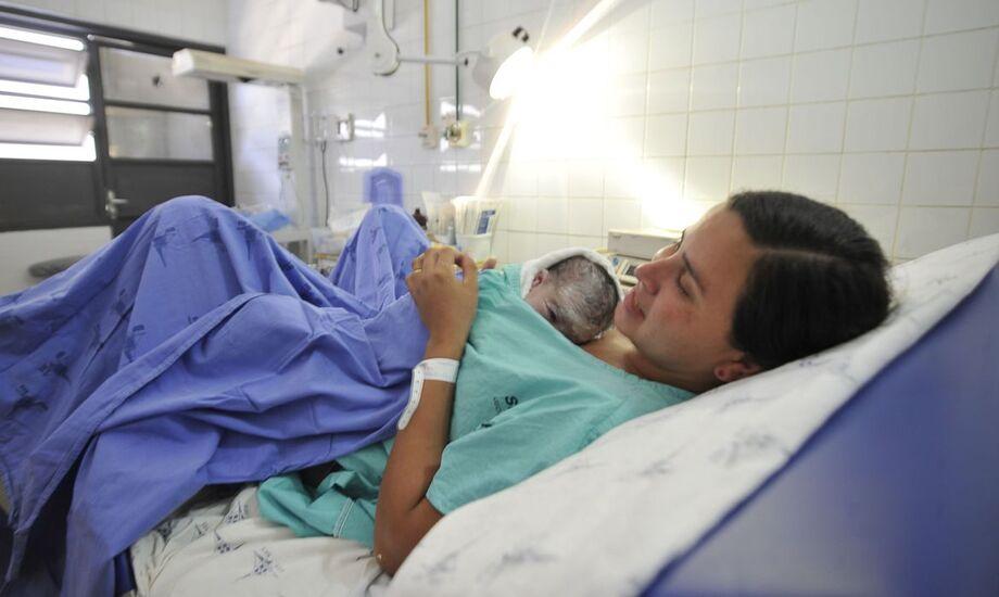 A ideia é aumentar a qualidade da atenção à mãe e ao bebê oferecida pelas operadoras de planos de saúde