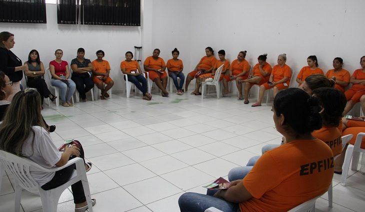 Mato Grosso do Sul foi destaque no desenvolvimento de ações estratégicas voltadas às mulheres em situação de prisão e egressas do sistema prisional, a Agência Estadual de Administração do Sistema Penitenciário