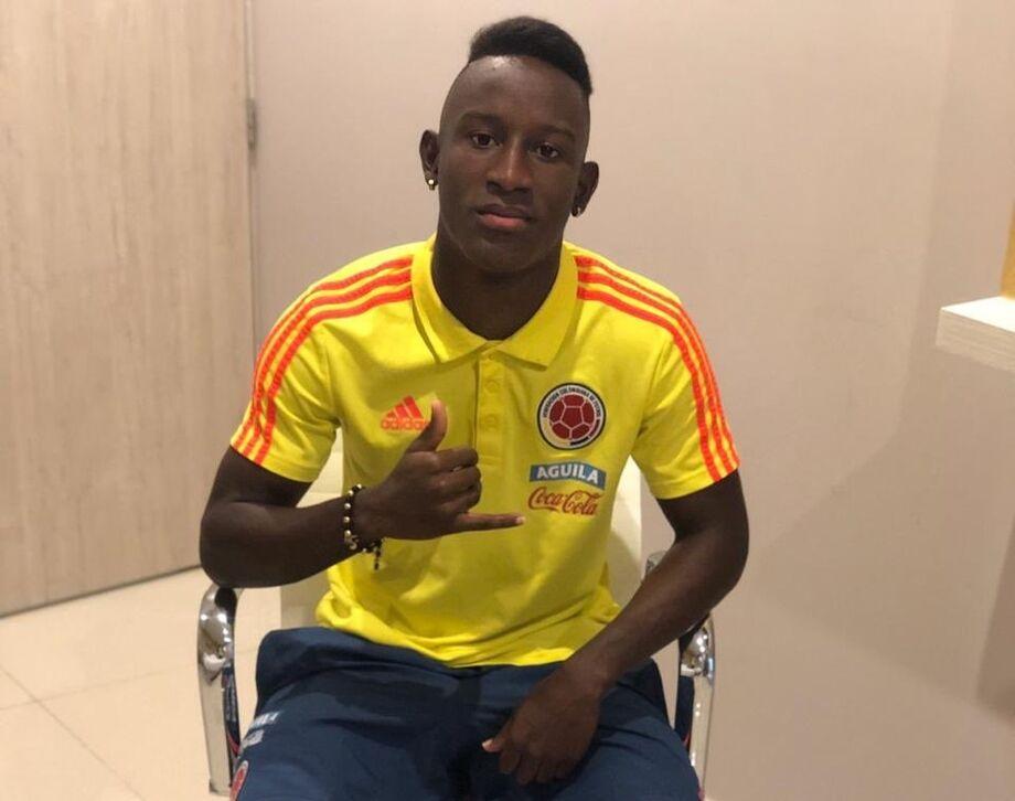 Colombiano Iván Angulo