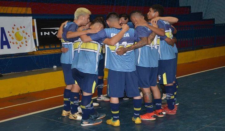 A equipe que representa Mato Grosso do Sul na Copa do Brasil de Futsal 2020 entra em quadra nesta quarta-feira (28), em jogo válido pela primeira fase (ida)