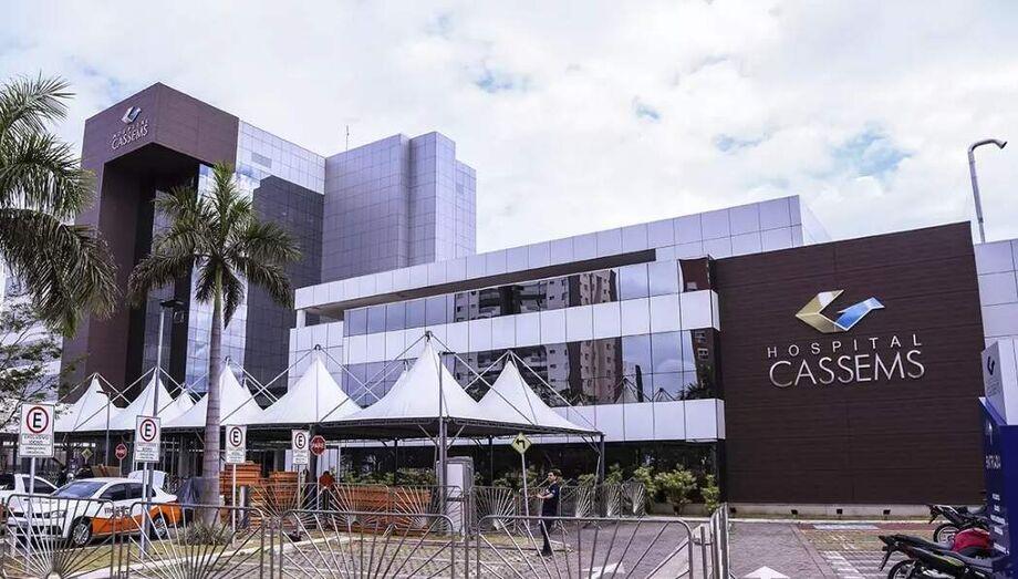 Hospital Cassems em Campo Grande