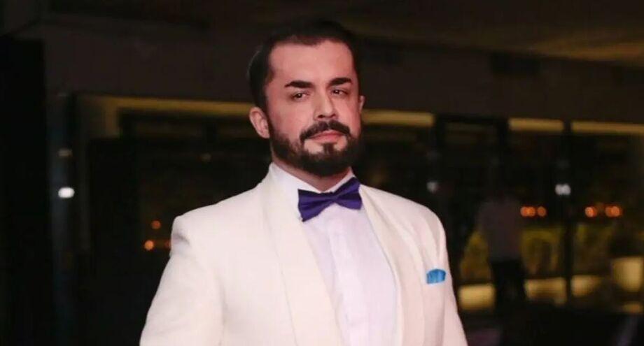 O empresário Alessander Monaco Ferreira