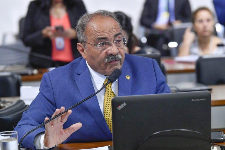 O senador Chico Rodrigues