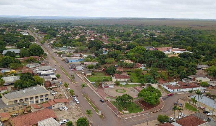 Em Corguinho, o setor produtivo também recebeu investimentos em infraestrutura