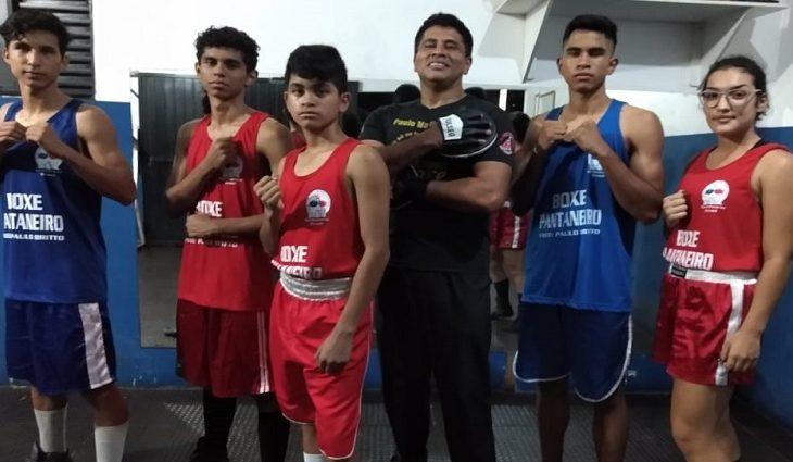 CT Pantaneiro/Moreninhas vence Estadual de Manoplas de Boxe