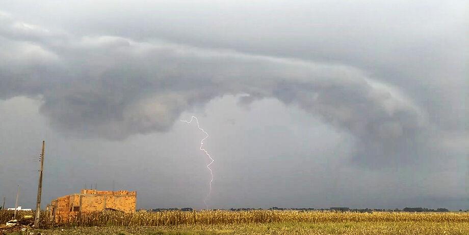 A última chuva significativa e com grandes acumulados de forma frequente ocorreu entre 16 a 22 de agosto de 2020