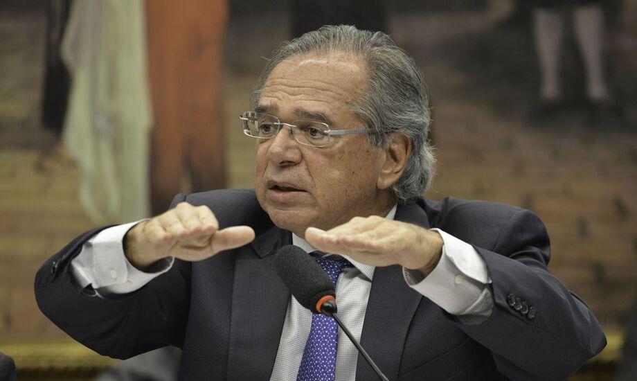 Guedes falou durante o evento online 'Um Dia Pela Democracia'