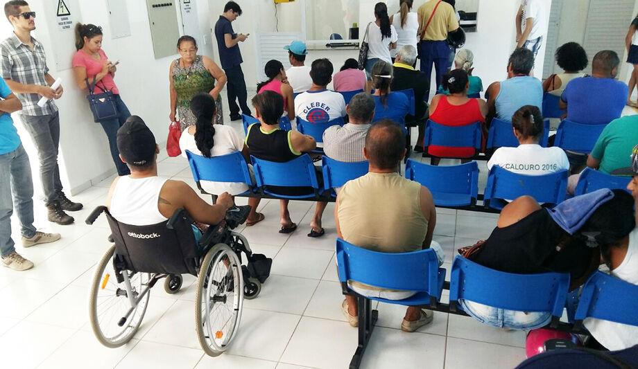 Para apoiadores, o chefe do Executivo argumentou que a população merece um bom atendimento médico