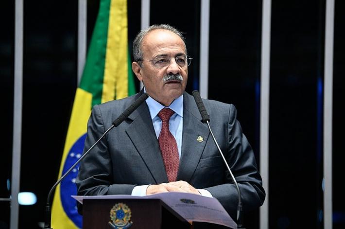 O senador Chico Rodrigues (DEM-RR)