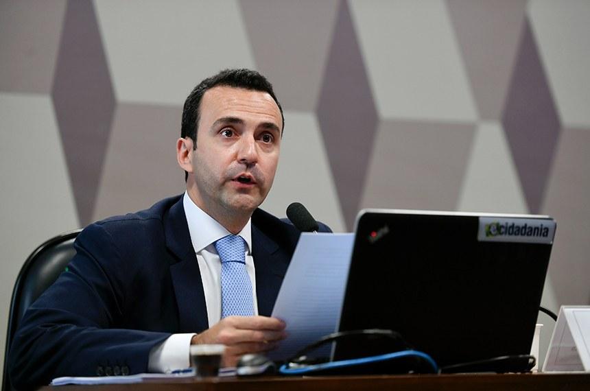 O advogado Alexandre Costa Rangel