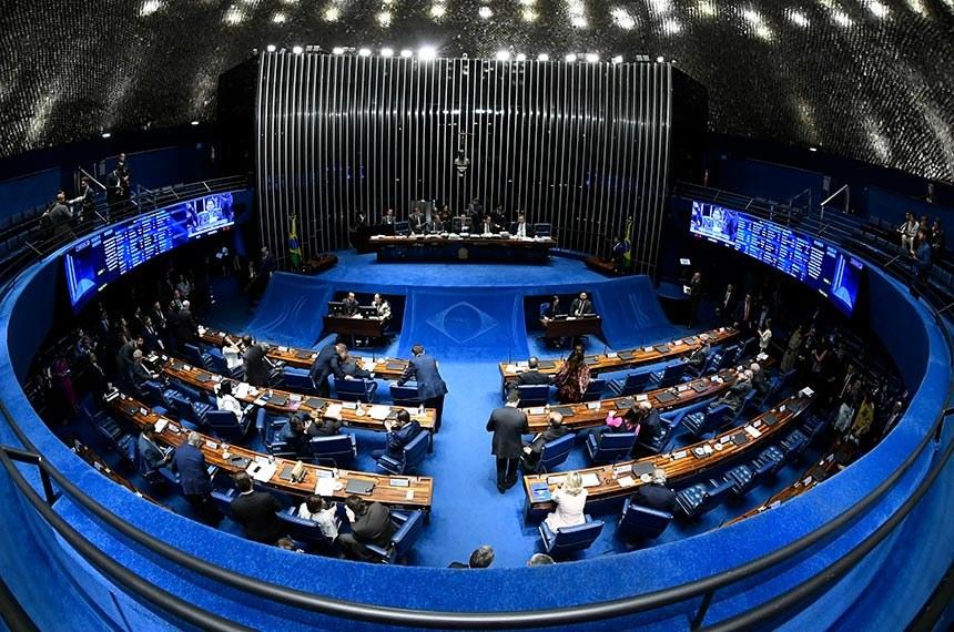 As votações foram feitas em uma sessão presencial nesta terça-feira, 20