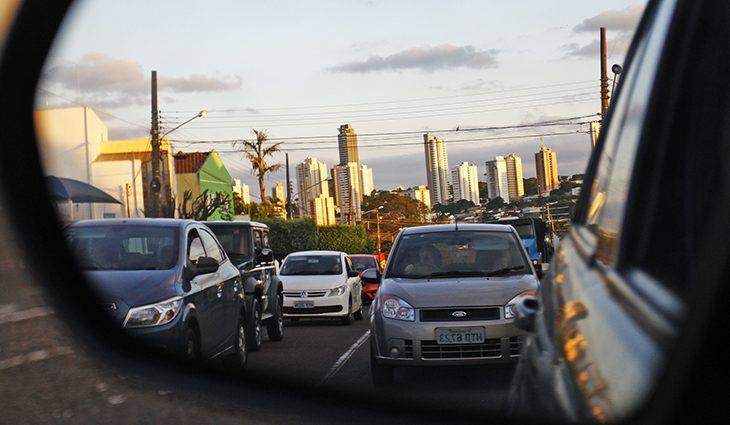 No estado há 170.001 veículos com licenciamento vencendo neste mês de outubro