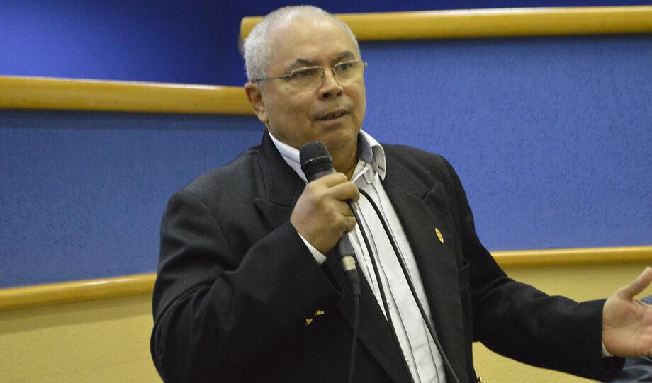 José Lucas da Silva é Presidente da Feintramag MS/MT e coordenador regional da CSB