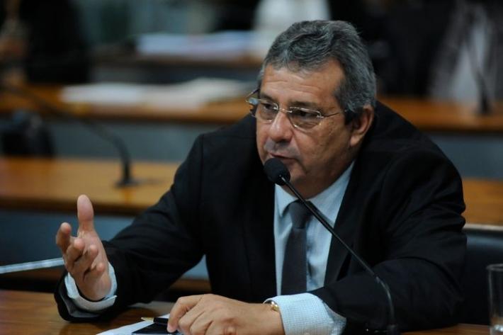 O ex-deputado Abel Mesquita Jr.