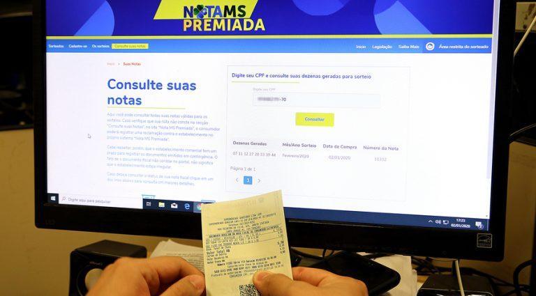 Para saber se ganhou, consumidor deve consultar o site da promoção usando o número do CPF
