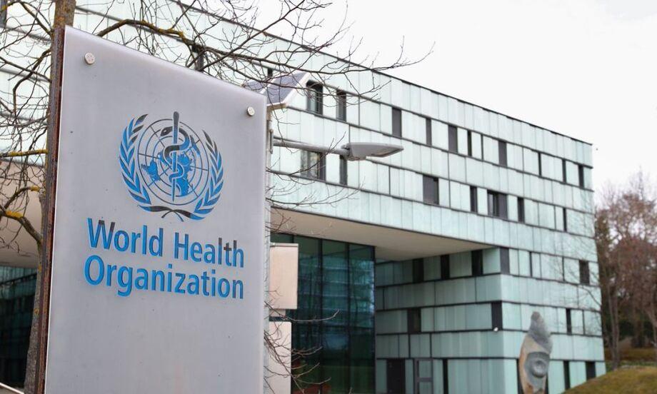 A Organização Mundial de Saúde (OMS)