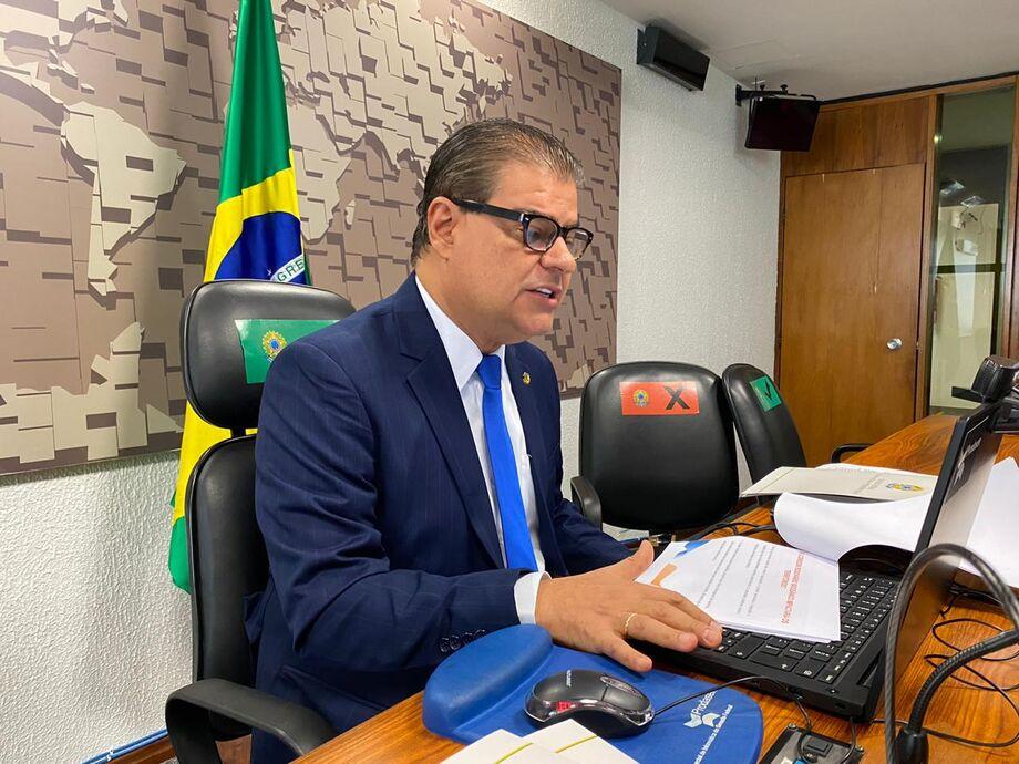 O senador Nelsinho Trad (PSD/MS) avançou com as discussões no Parlamento do Mercosul sobre a Rota Bioceânica que vai favorecer diretamente Mato Grosso do Sul
