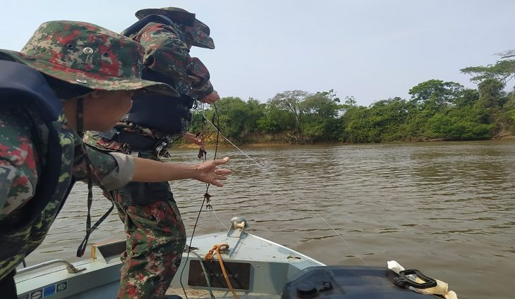 Nos meses de setembro e outubro há aumento do número de pescadores nos rios