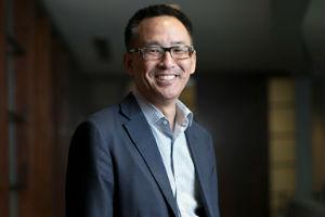 Presidente da Toyota no Brasil, Rafael Chang