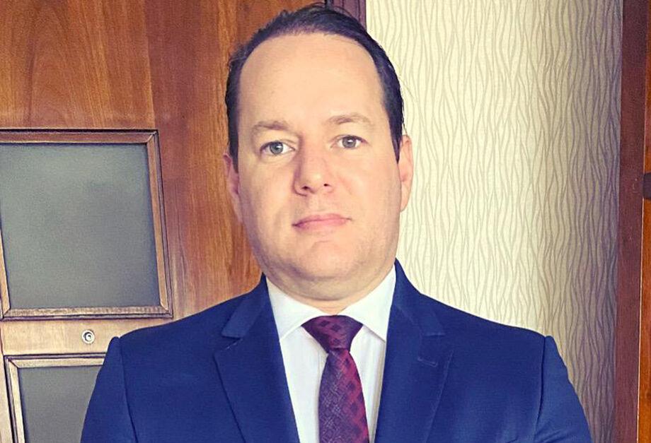 O advogado Régis Santiago de Carvalho