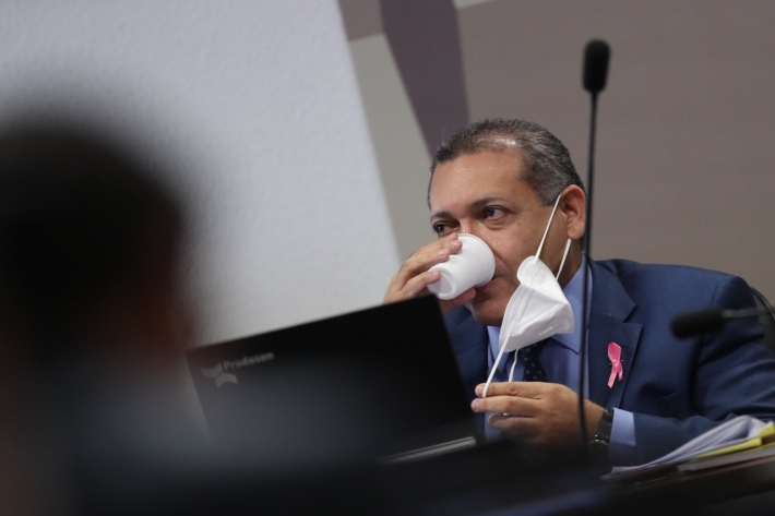 O desembargador Kassio Marques